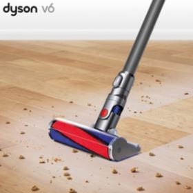 Dyson 手持吸尘器V6 Fluffy 灰色