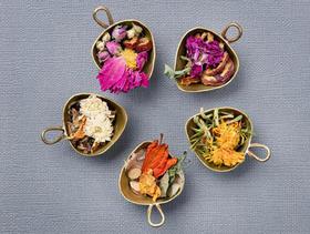 【花作花茶】红颜饮、 清润饮、舒甘饮、美目饮、杯中花园花茶礼盒装