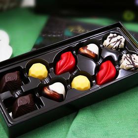 专版巧克力铁盒装