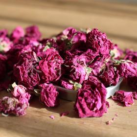 【女人花】精制玫瑰花茶,75g共200朵玫瑰