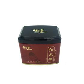 祁门红茶长条盒125g*2