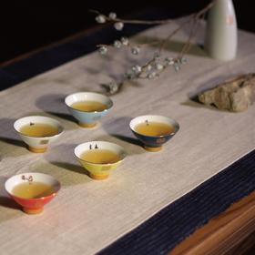 【 抟物馆 】 西泠印社 · 社长杯茶具套装
