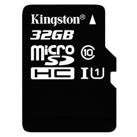 金士顿32g内存卡存储sd高速tf卡class10行车记录仪 32g手机内存卡