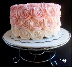 送给妈妈的蛋糕~健康天然乳脂蛋糕