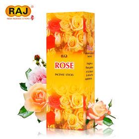 RAJ印度香 玫瑰ROSE 正品印度原装进口手工花香薰熏香料线香149