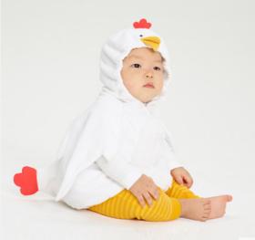 Carter's3件套装鸡年套装造型服周岁