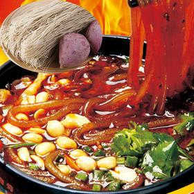 2018乡村旅游年货节 | 郧阳南化塘的红薯粉 仅限十堰主城区包邮
