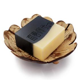 【南海网微商城】南春椰子 椰奶竹炭控油洁面手工皂