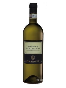 【真】意大利原装进口 Vernaccia di San Gimignano DOCG 干白葡萄酒 750ml 包邮