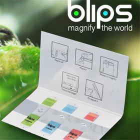 Blips 让你的手机秒变显微镜  手机外置镜头  支持所有手机平板设备
