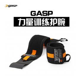 《基础健身配备》瑞典GASP 力量训练腕带一对