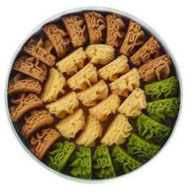 金华妹子也会做傲娇的手工奶油曲奇饼干