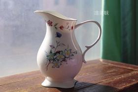 外贸 A级真骨瓷 妍系列欧式花瓶 凹造型 食尚好礼