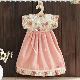 可爱蕾丝小裙擦手巾