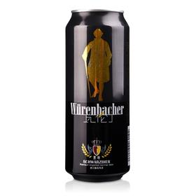 4.9°德国 瓦伦丁黑啤 500ml