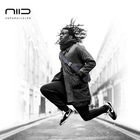美国NIID品牌正品FINO数码收纳枪包 创意个性斜挎包