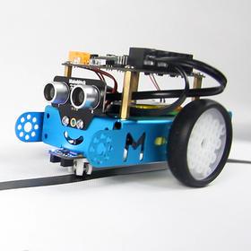 创客必备Makeblock mBot,最经典编程机器人 (蓝牙版),风靡欧美