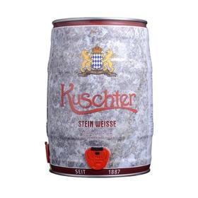 5.4°德国 库斯特石头白啤酒 5L