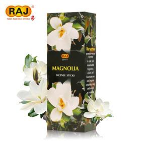 RAJ印度香 木兰MAGNOLIA 正品原装进口手工花香薰熏香线香多规格