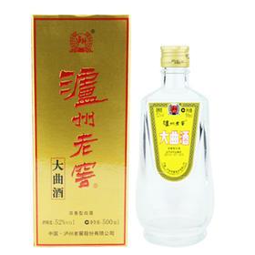 52°泸州老窖•大曲酒 500ml
