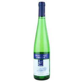 12°长城海岸葡园 绿庄霞多丽干白葡萄酒(干型)650ml