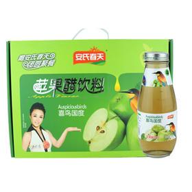 安氏春天 苹果醋饮料 280ml×8