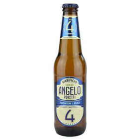 5.5°意大利 帕拉蒂原味啤酒 330ml