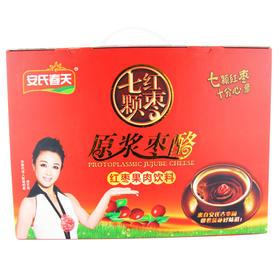 安氏春天 红枣果肉饮料 280ml×8