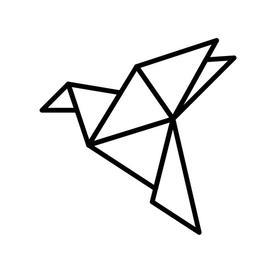 原创图 | 迷你小纹身之折纸系列 4 款  by 七哥