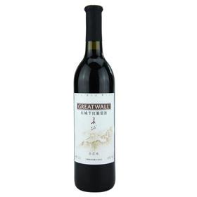 12°长城赤霞珠干红葡萄酒(干型)750ml