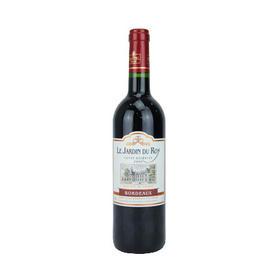 13°法国 皇家花园珍藏波尔多红葡萄酒(干型)750ml