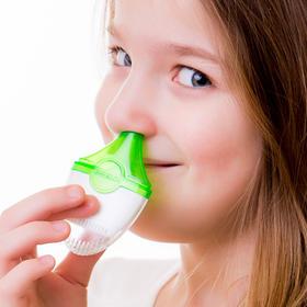 Mini-Xi呼吸艳遇 干盐鼻腔吸入器 呼吸道清理盐疗改善呼吸问题
