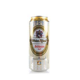 5.1°德国 凯撒威斯路小麦白啤酒 500ml×24