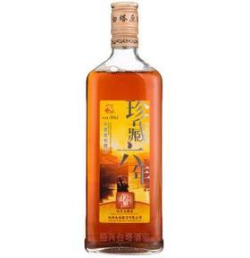 白塔绍兴清爽型黄酒(珍藏手工六年)500ml