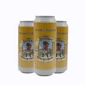 5.2°德国 兹塔伯格小麦啤酒 500ml×24