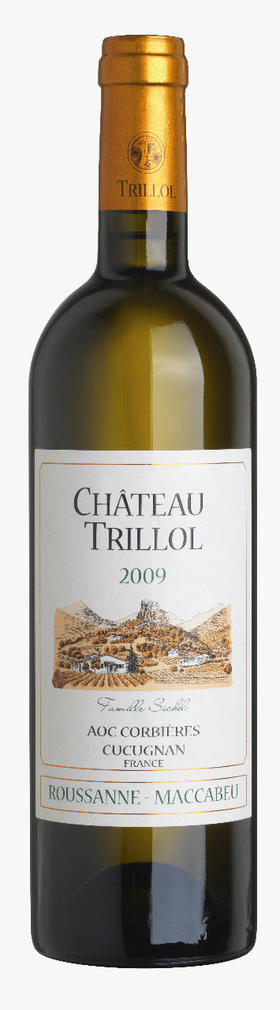 狄罗城堡干白葡萄酒2009