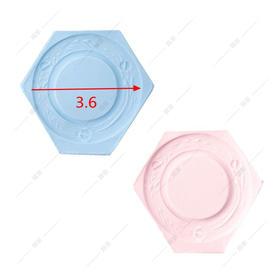 翻糖硅胶模具 干佩斯 花环 花边 圆圈 欧式风格