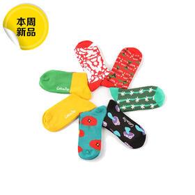【潮】 男士长筒袜 疯狂植物