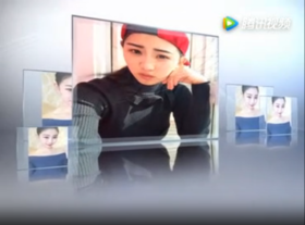 【情人节视频】玻璃相册展示