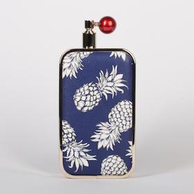 Min Bag 奢华香水瓶造型链条手拿包|菠萝系列 3 款(加拿大)
