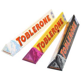 瑞士三角巧克力 三种口味