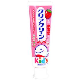 日本花王儿童牙膏