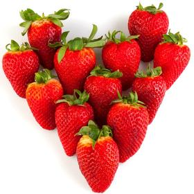 【仅限门店自提】情人节特推心形装草莓礼盒、红玫瑰+草莓礼盒;预定截止日期为2月12日,统一2.14当天门店自提