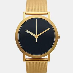 normal 镂空指针设计,很不简单系列腕表|黑金钢表 3 款(日本)