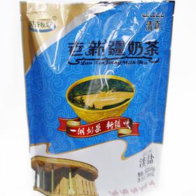 【拼团包邮】新疆老奶茶 淡盐(300g/袋, 内含20g*15包)  2袋全国包邮
