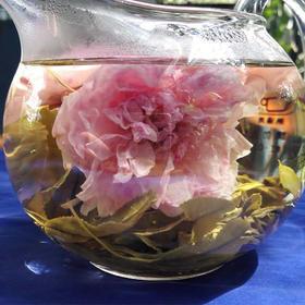 【玫瑰绿茶】:情人节限时限购20份,每人限购1份,原价48元,现价13.14元。
