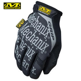 美国Mechanix Wear 技师Grip 男户外全指防滑 Original战术手套