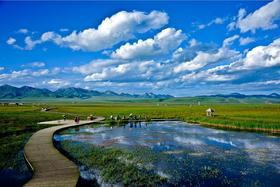 【九色甘南】—扎尕那村、若尔盖、拉卜楞寺、尕海湖、黄河九曲环线6日游