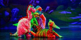 《三只小猪》《狮子王》《谁偷吃了糖果》《侏罗纪公园•我不是霸王龙》四场儿童剧通票