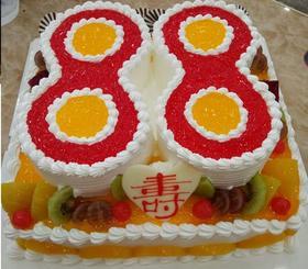 88大寿~寿星蛋糕